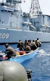 Αποστρατιωτικοποίηση του Άντεν και θαλάσσια τρομοκρατία