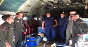42 ναυτικοί διασώθηκαν από φλεγόμενο σκάφος