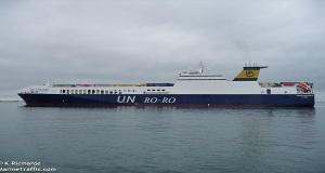 Αποβίβαση ασθενή ναυτικού από Ro-Ro πλοίο στη Μονεμβασιά