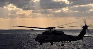 Συνετρίβη ελικόπτερο του Πολεμικού Ναυτικού