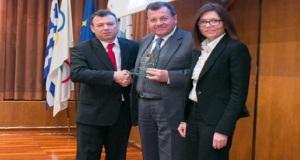 Τιμητική διάκριση των Μινωικών Γραμμών από την Ελληνική Ομοσπονδία Ποδηλασίας