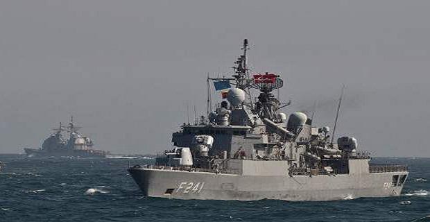 Πολεμικά πλοία του ΝΑΤΟ άμεσα στο Αιγαίο