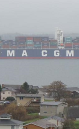 """Τα τεράστια """"mega-ships"""" και το αυξημένο ρίσκο που τα διέπει"""