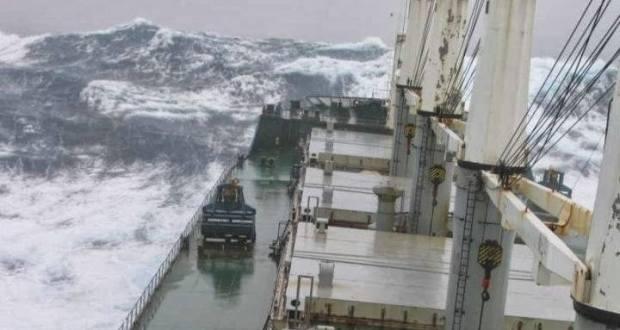 Και μετά σου λένε … ζωάρα αυτοί οι ναυτικοί…