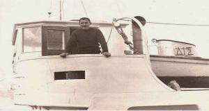 Σκοπελίτης:Ο θρυλικός καπετάνιος των Μικρών Κυκλάδων που τον «φοβήθηκε» η θάλασσα[βίντεο]