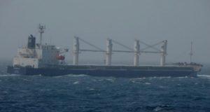 Με ασφάλεια έφτασε στη Σομαλία για ανθρωπιστική βοήθεια το πλοίο Evangelia L