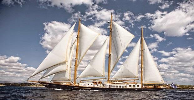 To 4ο Ναυτικό Σαλόνι Παραδοσιακών Σκαφών