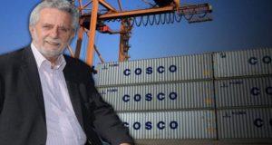 Μονομερείς ενέργειες στο ν/σ για ΟΛΠ καταγγέλλει η COSCO