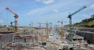 Η κατασκευή της νέας Διώρυγας του Παναμά σε ένα δίλεπτο time-lapse video (video)