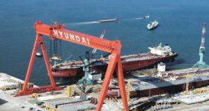 8ο θανατηφόρο εργατικό ατύχημα φέτος σε ναυπηγείο της HHI