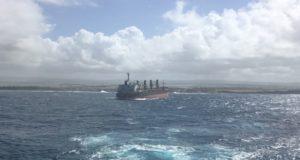 Βυθίστηκε κατά την ρυμούλυση το MV Benita