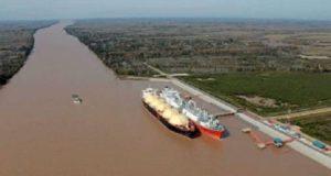 Προσάραξη ελληνικού πλοίου στην Campana της Αργεντινής
