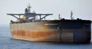 """Στην """"μάυρη λίστα"""" του Ιράκ τάνκερ ελληνικής ναυτιλιακής"""