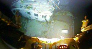 """O καπετάνιος του El Faro είχε διατάξει εγκατάλειψη του πλοίου, αποκαλύπτει το """"μαύρο κουτί"""""""
