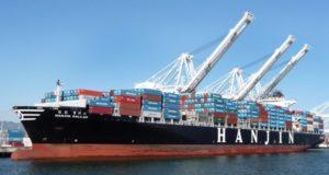 Η Hanjin Shipping καταθέτει σχέδιο αυτοδιάσωσης