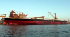 Η ΤΕΝ στέλνει το νέο της panamax σε μακροπρόθεσμη ναύλωση