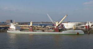 Πειρατές επιτέθηκαν στο πλοίο Vectis Osprey ανοιχτά της Νιγηρίας
