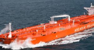 Πιστοποίηση Green Award για τάνκερ της Arcadia Shipmanagement