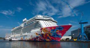 Παραδόθηκε το νέο κρουαζιερόπλοιο της Dream Cruises