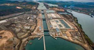Η διώρυγα του Παναμά καταγράφει το τρίτο μεγαλύτερο τονάζ εδώ και 100 χρόνια