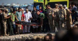 Δίκη για την ανατροπή σκάφους μεταφοράς μεταναστών στην Αίγυπτο