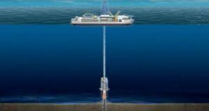 Βίντεο: Δείτε την διαδικασία εξόρυξης πετρελαίου από πλοίο-τρυπάνι