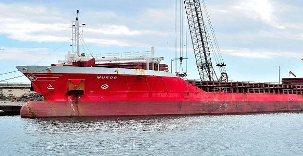 Προσάραξη πλοίου στ' ανοιχτά της ακτής του Norfolk