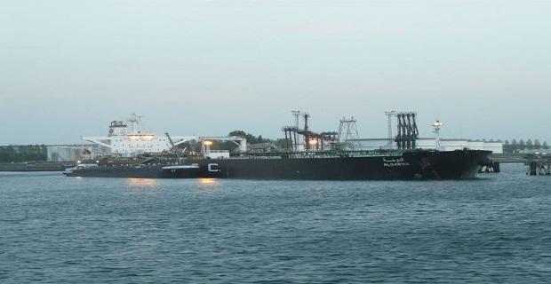 Πλοίο εταιρείας που εδρεύει στην Κύπρο κρατείται στη Σιγκαπούρη