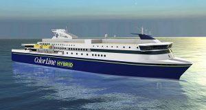 Η Color Line υπέγραψε με την Ulstein για την κατασκευή του μεγαλύτερου υβριδικού πλοίου στον κόσμο!
