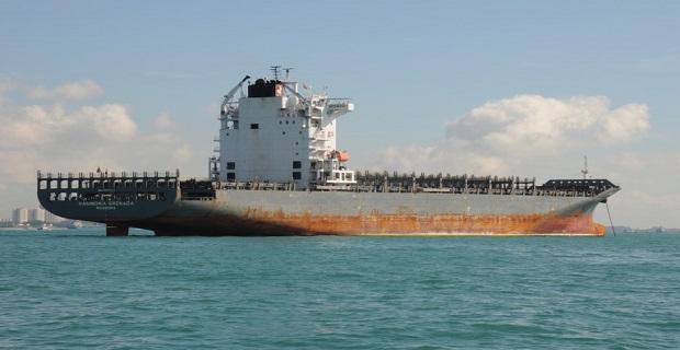 Πλοίο κατασκευής του 2010 οδηγείται σε διάλυση!