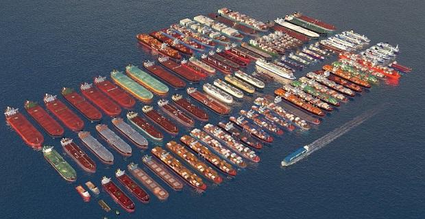 Η σημαία χώρας με τα περισσότερα καράβια παγκοσμίως. H χώρα με τους κορυφαίους πλοιοκτήτες και ο ισχυρότερος νηογνώμονας