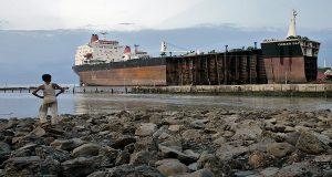 Nέα σκανδαλώδη λίστα με τις χειρότερες πρακτικές διάλυσης πλοίων για το 2016