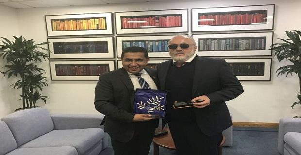 Με τον γενικό γραμματέα του ΙΜΟ και τους εφοπλιστές του Λονδίνου συναντήθηκε ο Κουρουμπλής