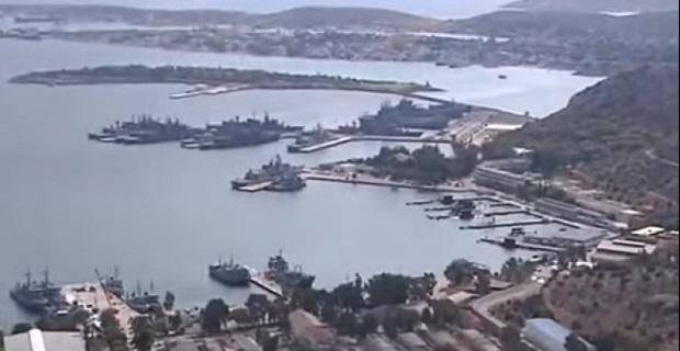 Τούρκος ναυτικός συνελήφθη για κατασκοπεία στη Σαλαμίνα