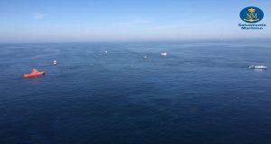 Δυο αγνοούμενοι από σύγκρουση τάνκερ με αλιευτικό στη Βαρκελώνη (video)