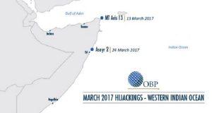 Δεύτερο συνεχόμενο πειρατικό χτύπημα στη Σομαλία