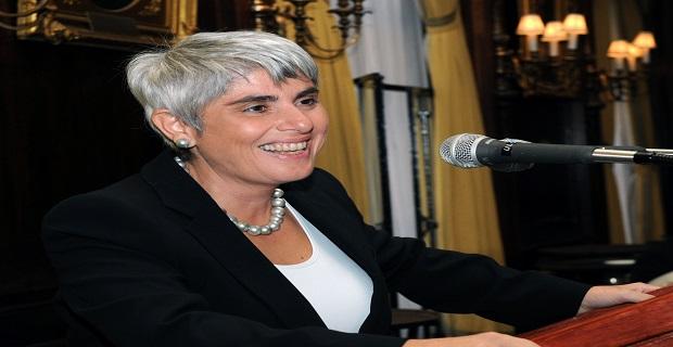 Η Α. Φράγκου αναγορεύεται επίτιμος διδάκτορας του SUNY Maritime College