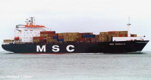 Ακυβερνησία φορτηγού πλοίου στην Μήλο