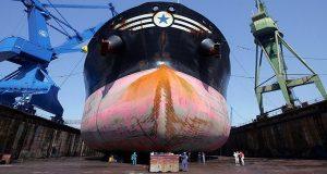 «Χτίζουν» ναυπηγείο – μαμούθ στην Ελλάδα