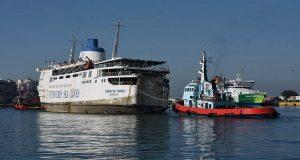 Παναγιά Τήνου: Στην Τουρκία γράφεται ο επίλογος για το ιστορικό πλοίο [φωτο]