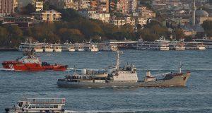 Βυθίστηκε πλοίο του ρωσικού πολεμικού ναυτικού στο Βόσπορο