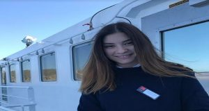 Το ναυτικό επάγγελμα μέσα από τα μάτια μίας 22χρονης καπετάνισσας