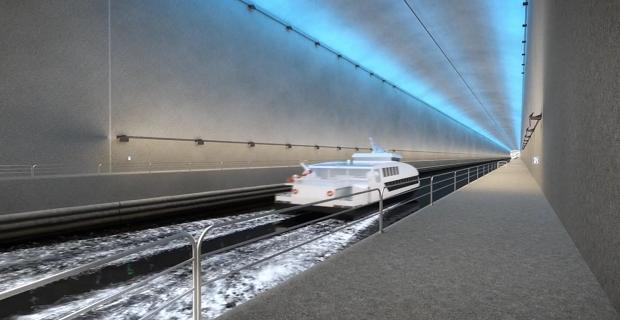 Η Νορβηγία κατασκευάζει το μεγαλύτερο τούνελ για πλοία παγκοσμίως! [βίντεο]