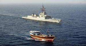 Σομαλοί πειρατές έκλεψαν ιρανικό αλιευτικό ως βάση επίθεσης