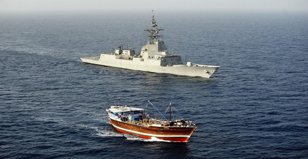 Piracy in the Persian Gulf