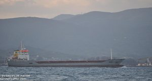 Μηχανική βλάβη φορτηγού πλοίου νοτιοανατολικά της Ελαφονήσου
