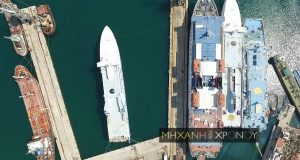 Αίολος Κεντέρης Ι και ΙΙ. Δείτε από ψηλά που κατέληξαν τα πιο γρήγορα πλοία του Αιγαίου!