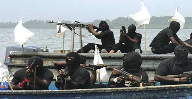 Πτώση 68% από πέρυσι στις πειρατικές επιθέσεις στη Νιγηρία