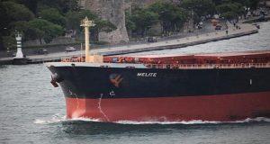 Panamax της Diana Shipping προσάραξε στην Ινδονησία