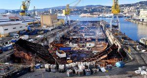 Οριστικά παρελθόν το Costa Concordia – ολοκληρώθηκε η αποσυναρμολόγηση του (video)